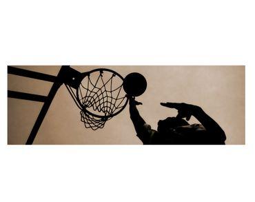 Leinwandbild Basketball – Bild 1