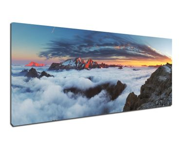 Leinwand Above the Clouds – Bild 2