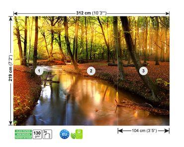 Fototapete Vlies Fairytale Forest – Bild 8