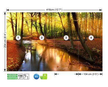 Fototapete Vlies Fairytale Forest – Bild 10