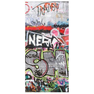 Raumteiler | Gardine Graffiti II - 120 x 250 cm  – Bild 2