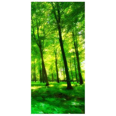 Raumteiler | Gardine Bäume des Lebens II - 120 x 250 cm  – Bild 2