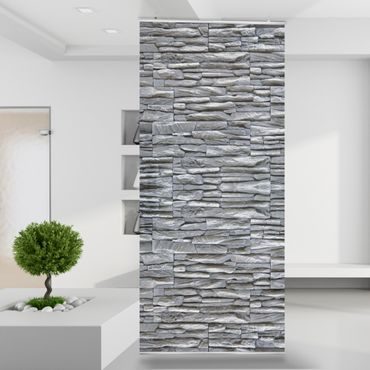 Raumteiler | Gardine Arizona Stonewall - 120 x 250 cm