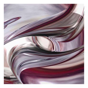 Acrylbild Metallwirbel – Bild 5