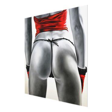 Acrylbild Sexy Back – Bild 6