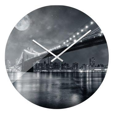 Designuhr Brooklyn Bridge – Bild 2