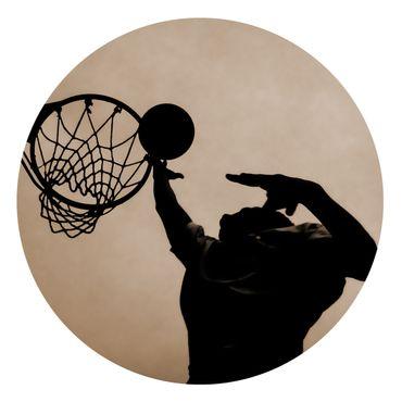 Designuhr Basketball – Bild 3