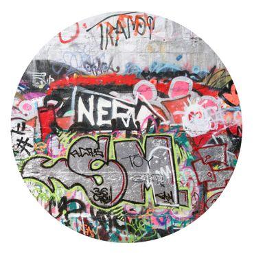 Designuhr Grafitti – Bild 3