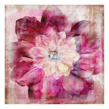 Glasbild Gerbera Flower – Bild 5
