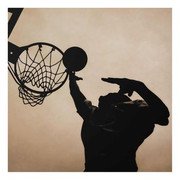 Glasbild Basketball – Bild 5
