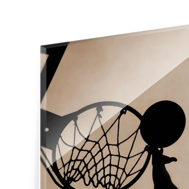 Glasbild Basketball – Bild 7