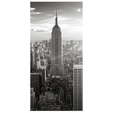 Raumteiler | Gardine Manhattan Skyline - 120 x 250 cm – Bild 2