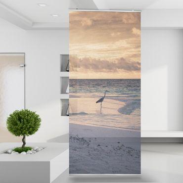 Raumteiler Tropical Beach