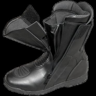 Büse Touringstiefel B40 Motorradstiefel in schwarz – Bild 2
