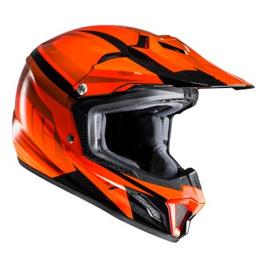 HJC CL-XY II - BATOR / MC7 - Crosshelm / Endurohelm / Motorradhelm