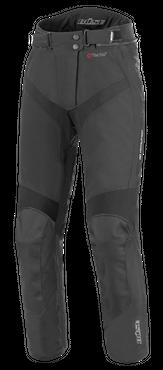 Büse Highland Motorradhose für Damen (schwarz) – Bild 1