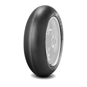 Pirelli Diablo Superbike K401 SC1 (Medium-Soft) (200/60 R17 NHS TL) Slick Reifen – Bild 1