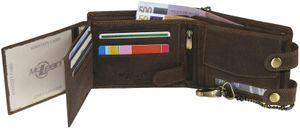 Geldbörse mit Kette querformat – Bild 4