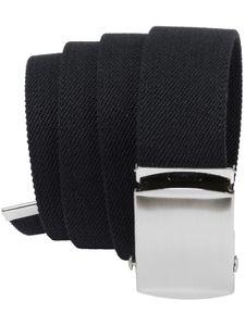 Elastischer Stoffgürtel 40mm Breite! Überlänge – Bild 2