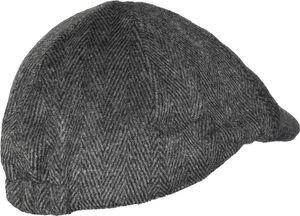 Gatsby Cap in dunkelgrau – Bild 2