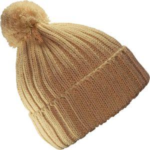 Bommel Mütze in 14 Farbe mit Wolle – Bild 4