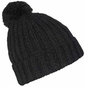 Bommel Mütze in 14 Farbe mit Wolle – Bild 8