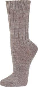 2 Paar flauschig warme Socken mit Alpakawolle für Damen und Herren – Bild 9
