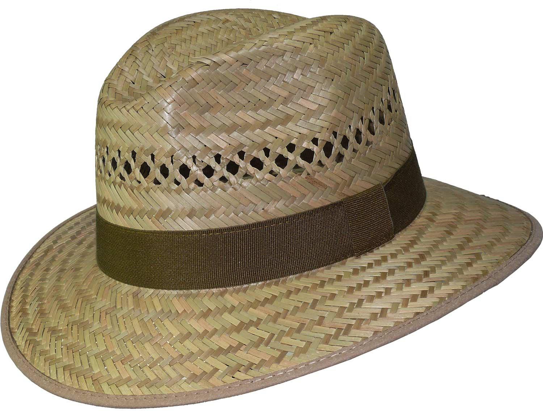 e4e9161e85fce Einfacher Strohhut Modell Classic Hüte   Mützen Herrenhüte Strohhüte