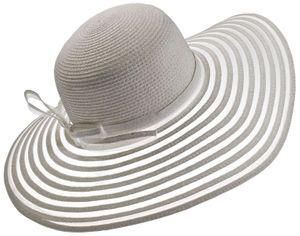 Extra Großer Strohhut für Damen in 4 Farben – Bild 2