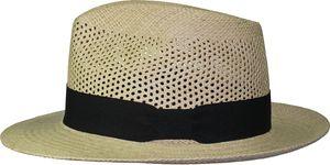 Eleganter Panamahut  ventiliert – Bild 1