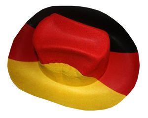 Hut in verschiedenen National Farben