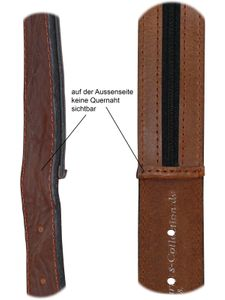 Tresorgürtel mit extra langem Reißverschluss – Bild 3