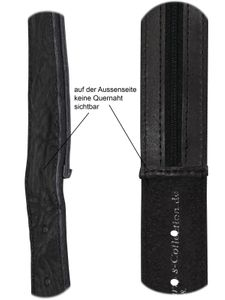 Tresorgürtel mit extra langem Reißverschluss – Bild 11