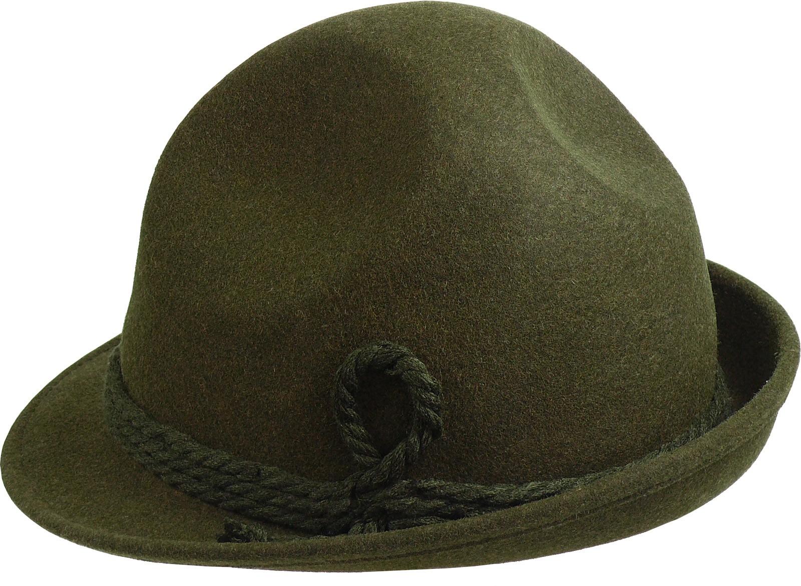 Hut mit Kordel in 2 Farben