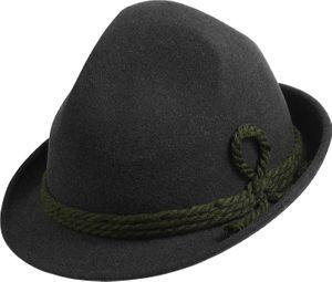 Hut mit Kordel in 2 Farben – Bild 5