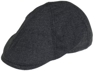 Gatsby Cap in dunkelgrau