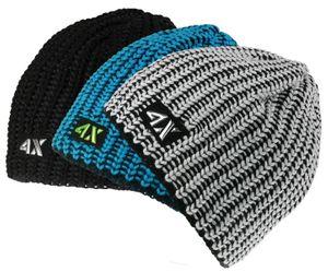 extra dicke Strickmütze in 3 Farben 4X