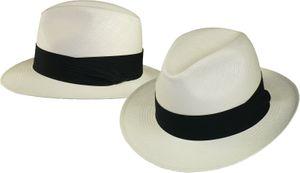 Sehr leichter, feiner Panamahut klasik