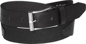 Komfort-Ledergürtel mit Gummizug – Bild 2