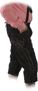 Kniebundhose im Trachtenstil mit Träger – Bild 9