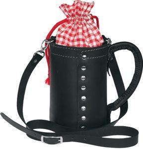Handgefertigte Trachtentasche in Bierkrugform – Bild 4