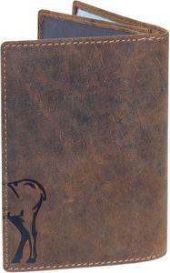 Aussweismappe aus hochwertigem Büffelleder  – Bild 3