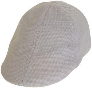 Gatsby Cap uni in 2 Farben – Bild 2