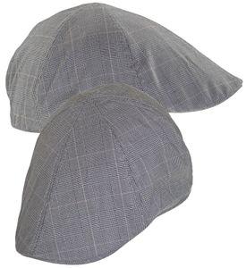 Gatsby Cap in grau
