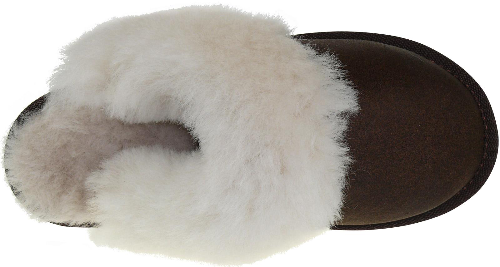 fbc13252b8b2 Extra dicke Lammfell Pantoffeln für Damen in 5 Farben Fellartikel ...