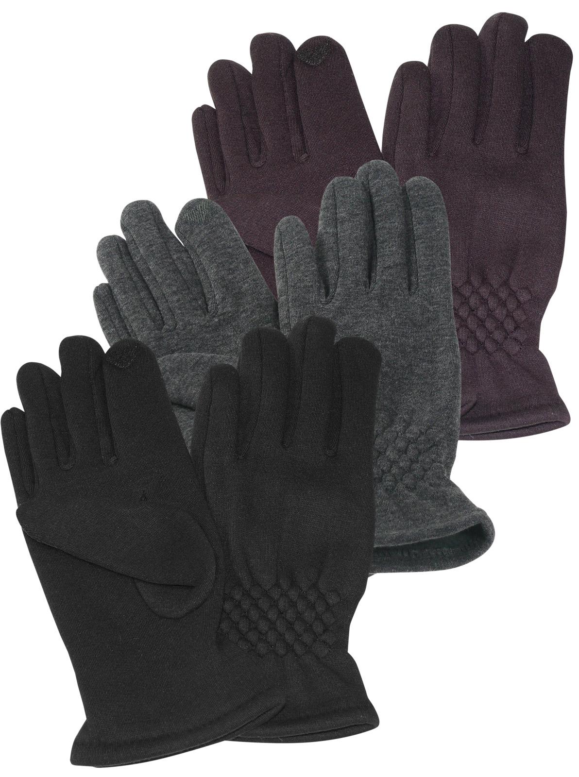 damen handschuh mit touch funktion 3 farben accessoires handschuhe. Black Bedroom Furniture Sets. Home Design Ideas
