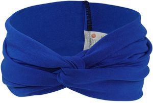 Haarband oder Stirnband in 16 verschiedenen Unifarben Turban – Bild 6
