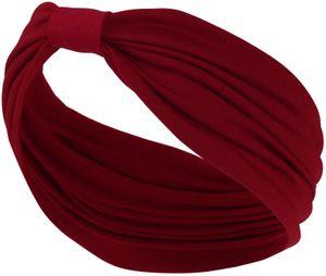Haarband oder Stirnband in 4 verschiedenen Farben extra Breit – Bild 9