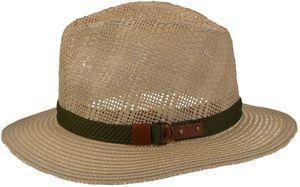 Weicher leichter Sommerhut mit dickem Schweißband – Bild 4