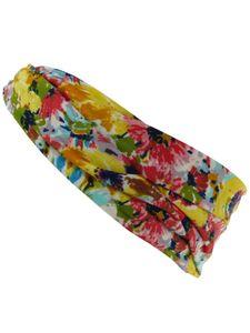 Mädchen Haarband oder Stirnband in 4 Farben mit Blumen – Bild 12